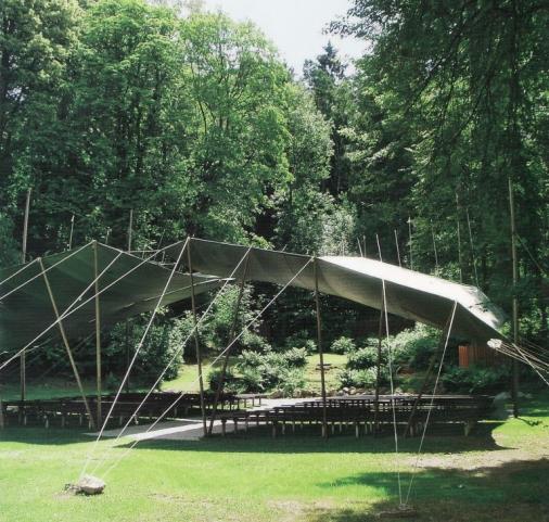 Výsledek obrázku pro přírodní amfiteátr hořice na šumavě